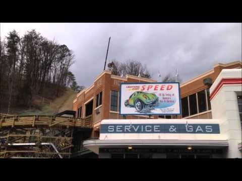 Lightning Rod Dollywood Update/Delay Late March 2016