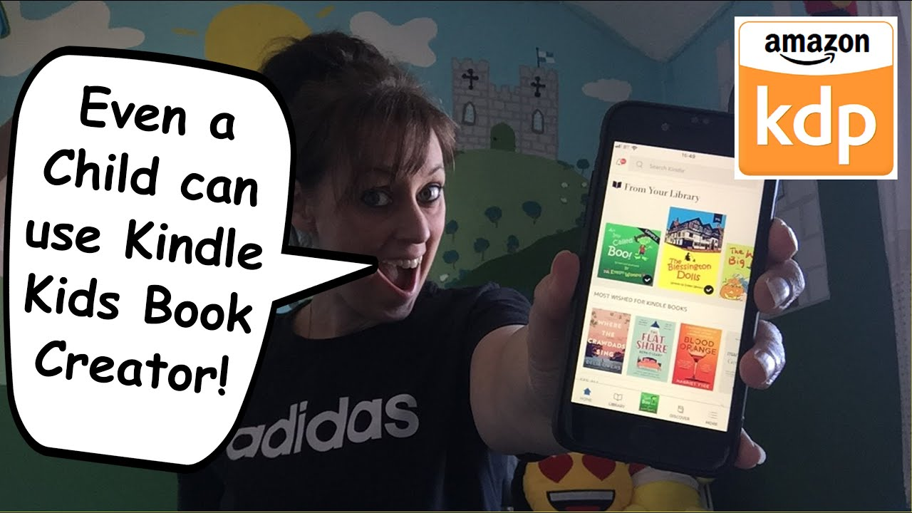 Using kindle kids book creator for free youtube using kindle kids book creator for free ccuart Choice Image