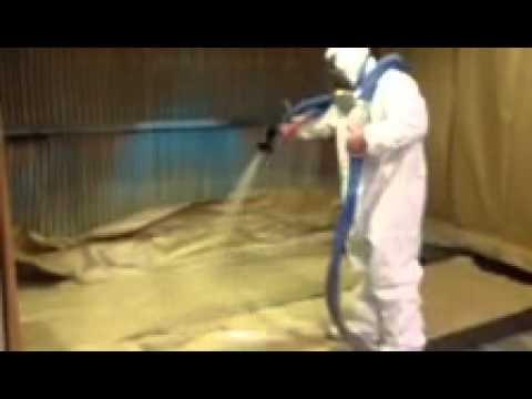 Duayen Polyurea Spray Coating System - Duayen Spray System Polyurea