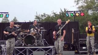 113th Army Band - Fools Gold Rock Band