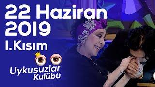 Okan Bayülgen ile Uykusuzlar Kulübü | 22 Haziran 2019 - Bölüm 1 - Nur Yerlitaş - Nihal Yalçın