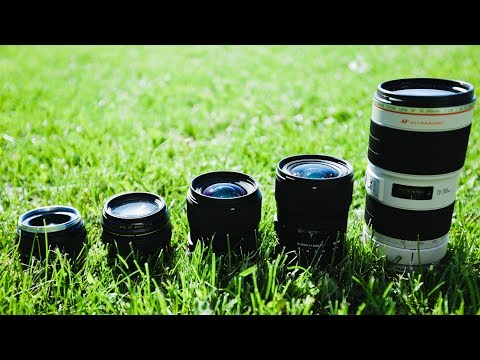 BEST LENS For YOUR STORY