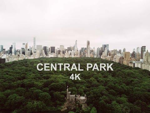 Central Park 2017. | 4K