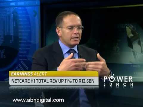 Netcare Interim Results with CEO Richard Friedland