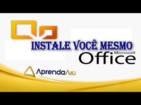 Como Baixar Instalar E Ativar Office 2010