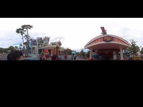 VR 360 Islands of Adventure Tour