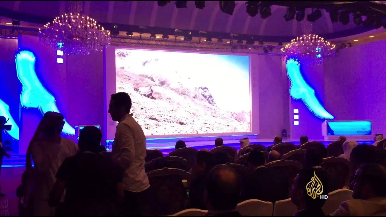 الجزيرة: برومو مهرجان الجزيرة 2015- افتتاح الدورة 11