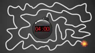 Download 4 Minute Timer BOMB 💣 With Giant Bomb Explosion