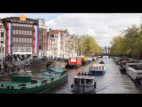 How the Culture & Architecture of Amsterdam Inspires Locals