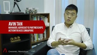 Avin Tan speaks on HIV in the workplace (World AIDS Day Special) Mp3