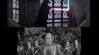 Star Wars Hidden Fortress Comparison