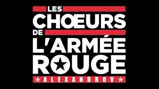Les Choeurs de l'Armée Rouge - Tournée 2019 (France / Belgique / Suisse)