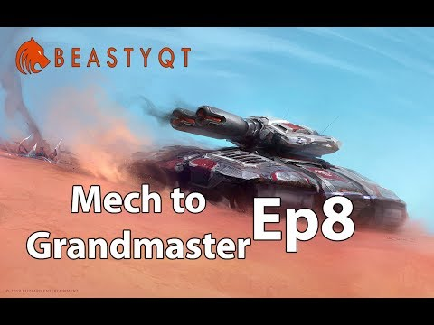 StarCraft 2: Why dont you snipe Avilo? - Mech to Grandmaster Episode 8