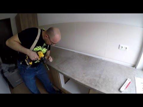 Как правильно врезать варочную панель в кухонную столешницу
