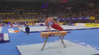 Oliver Hegi   Pommel Horse   Mens Competition   a1