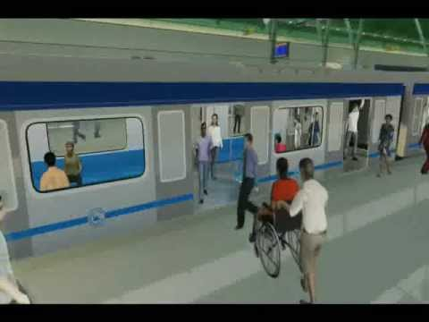 A Short Film on Chennai Metro Rail Project