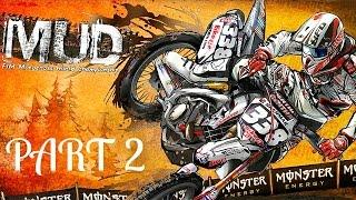 MUD - FIM Motocross World Championship! - Gameplay/Walkthrough - Part 2 - SPAIN!