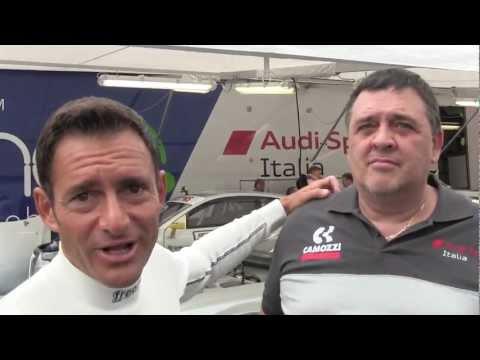 Superstars 2012 – Mugello Autodrome – Gianni Morbidelli – Audi Sport Italia – video 05