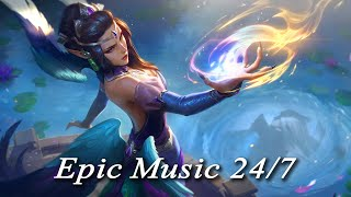 🎧 Best Of Epic Music • Livestream 24/7 | THE POWER OF EPIC MUSIC - BEST COLLECTION