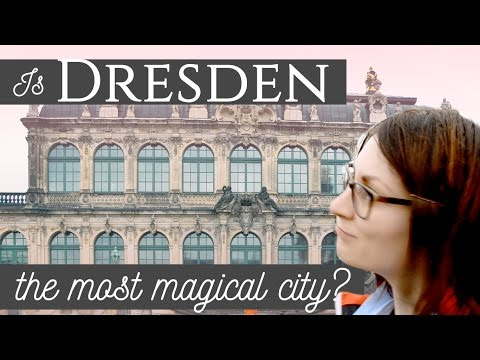 Is Dresden the most magical city? | Germany vlog
