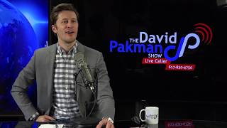 Caller Demands David NOT QUIT The David Pakman Show