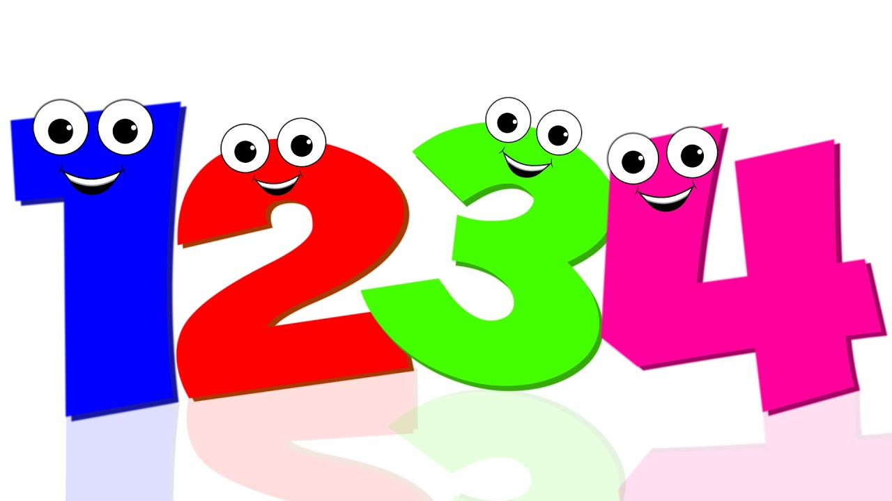 Number Song 1 to 10   Nursery Song And Children\'s Rhymes For ...