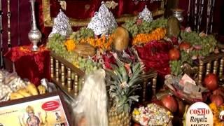 Jai Mata Di - Maiya Tere Charno Ki - Mata Da Jagran - Hindi Bhajans - Mata Ke Bhajan