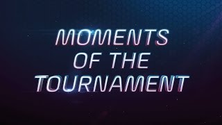 Squash: Canary Wharf Classic 2015 : Moments of the Tournament