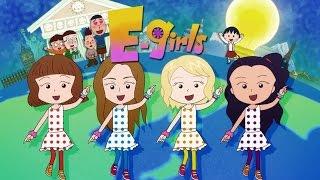 E-girls / おどるポンポコリン ~Animation Clip~ 林ゆめ 検索動画 23