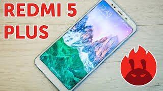 Xiaomi Redmi 5 Plus 4GB 64GB Antutu, Geekbench vs Xiaomi Mi A1 - быстрый тест