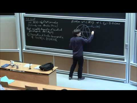 Arend Bayer:  Stability and applications to birational and hyperkaehler geometry - lecture 3