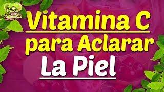 Blanqueamiento facial buena qué es para vitamina el