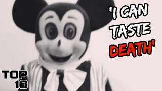 Top 10 Scary Things Told By Disney Employees