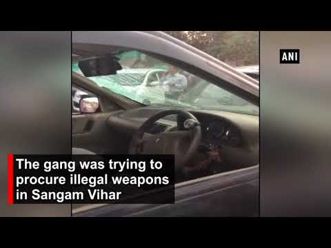 Delhi Police busts gang procuring illegal weapons