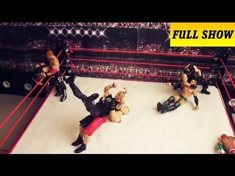 WWE Insane World Wrestling ROYAL RUMBLE 2016 (FULL SHOW)
