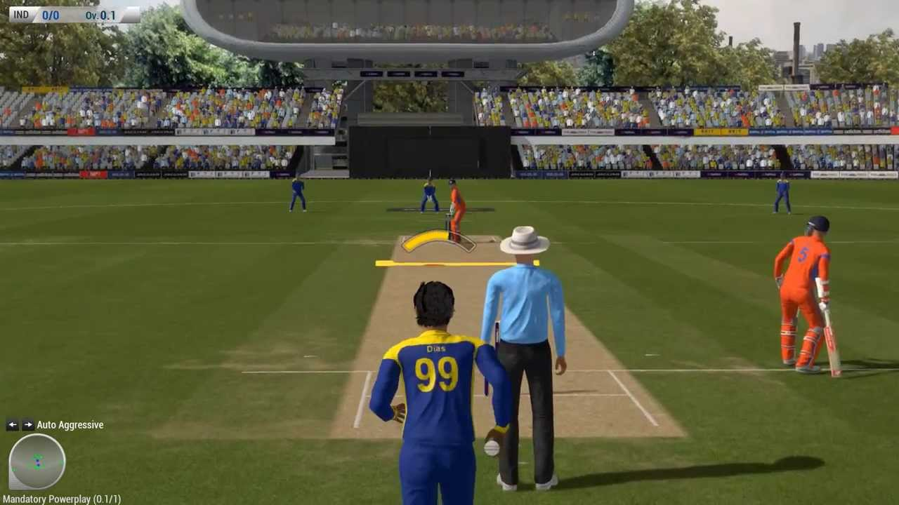 Play Free Online Cricket Games on ICS | Free Cricket games