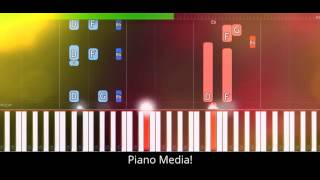 The Weeknd I Feel It Coming Synthesia