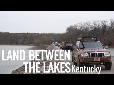 Land Between the Lakes with Kentucky Overland