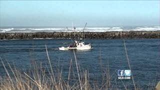 Boat Misses Jetty Entrance, Runs Aground