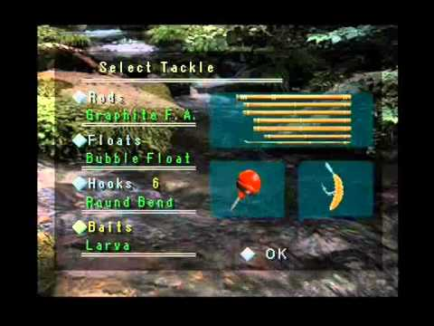 Reel Fishing 1 Trout PS1