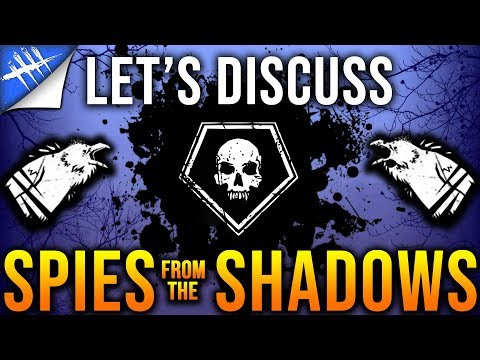 Spies From the Shadows - Dead by Daylight Let's Discuss