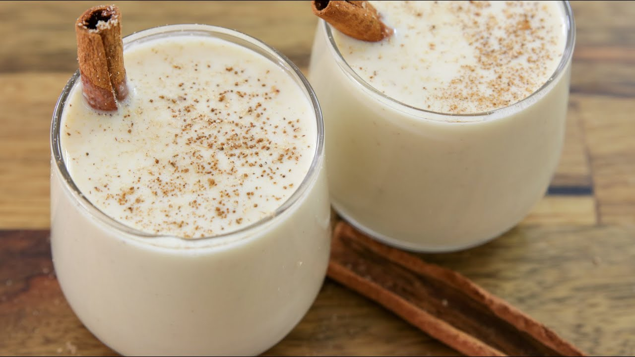Eggnog Recipe How To Make Eggnog The Cooking Foodie