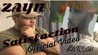 ZAYN - Satisfaction (Official Video) Reaction