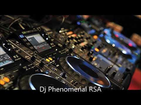 Gqom Mix (Woza December) by Dj Phenomenal RSA @UWC 09 November 2018