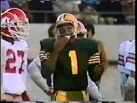 CFL 1979 WEST FINAL CALGARY STAMPEDERS AT EDMONTON ESKIMOS