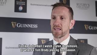 Will Greenwood | Guinness Six Nations Launch 2019
