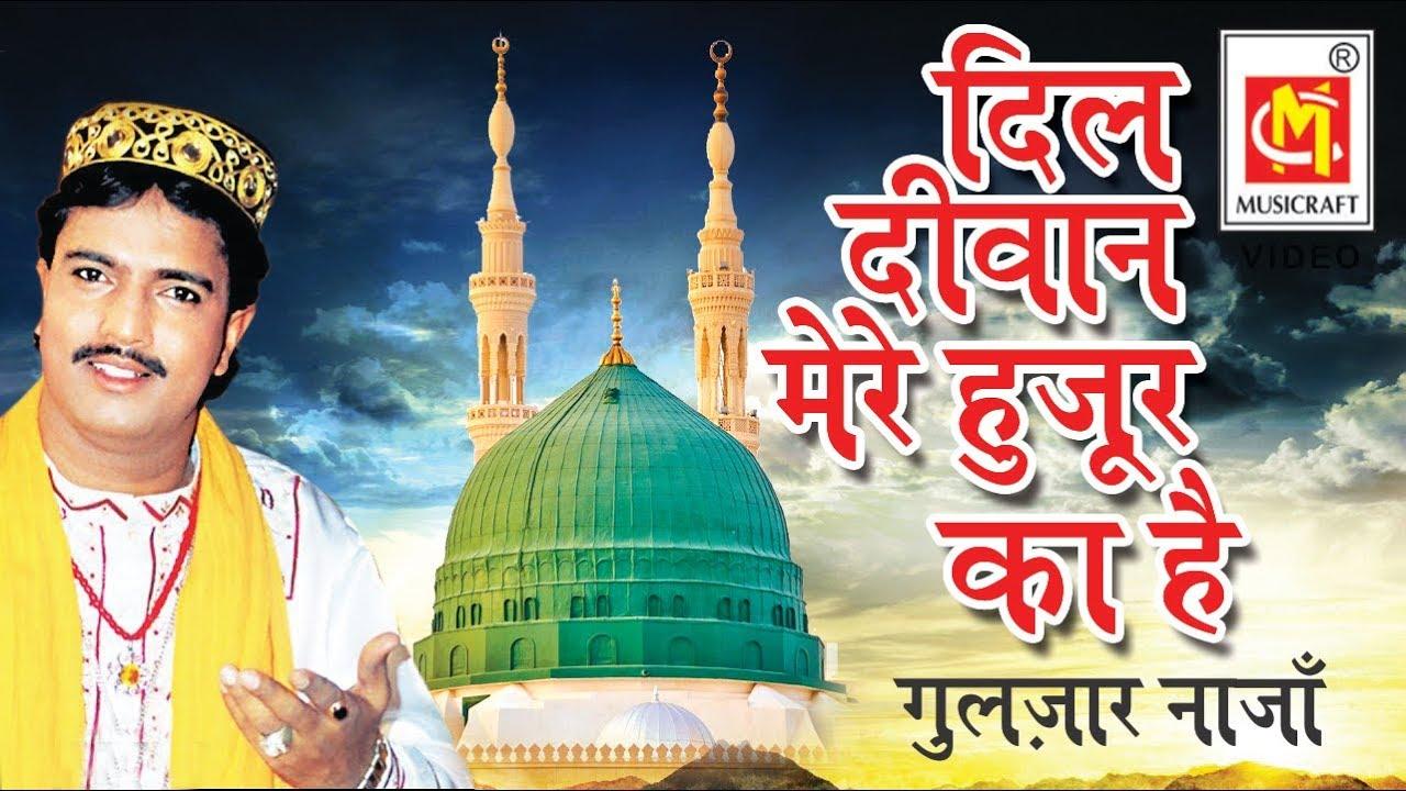 Dil thikana mere huzoor ka hai naat by zulfiqar ali hussaini 2nd.