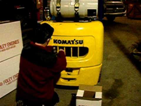Diesel Engine Working >> Diesel Exhaust Scrubber Installation - YouTube