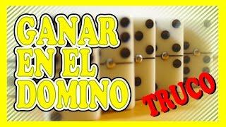Truco para ganar en el domino #2