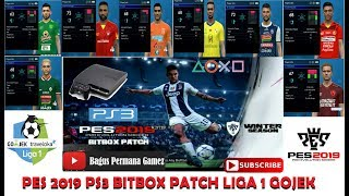 PES 2019 PS3 BITBOX PATCH Winter 19 JILID 2 DATAPACK 5